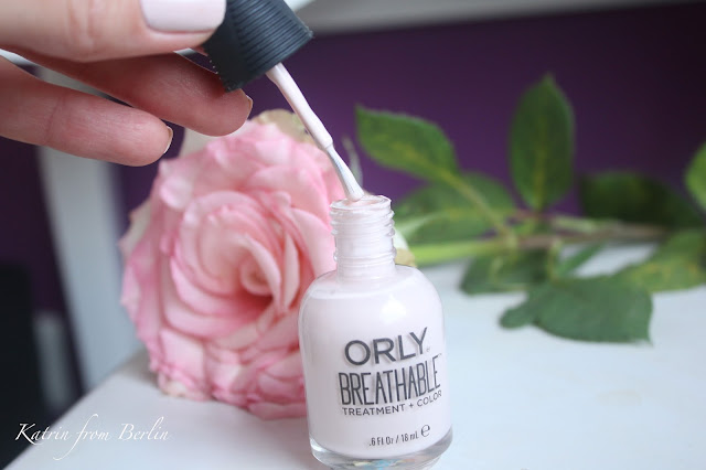 breathable от orly