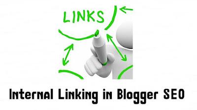 Cara Membuat Internal Link yang benar untuk SEO Blogger