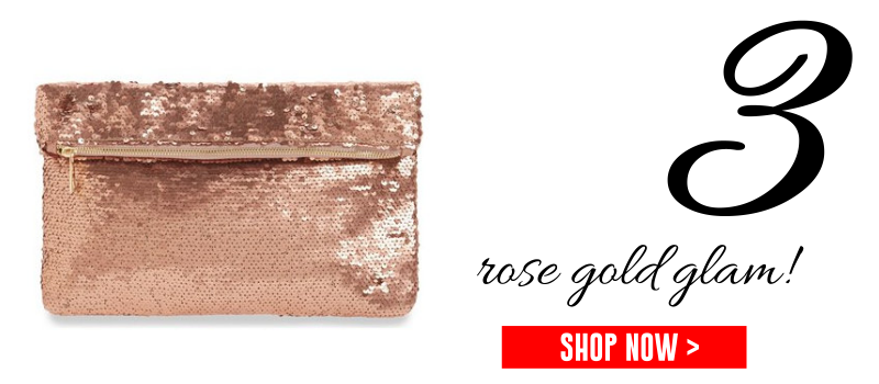 gift_guide_holiday_ideas_cheap_under_25_rose_gold_pink_fashion_blogger_sequin_clutch