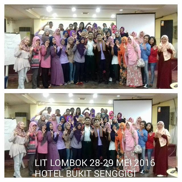 Acara LIT Lombok Berjalan Lancar