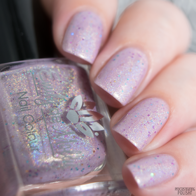 Emily de Molly - Dappled Lilac