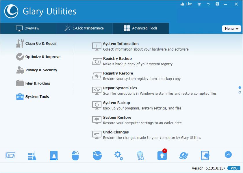 Glary Utilities 5.148.0.174