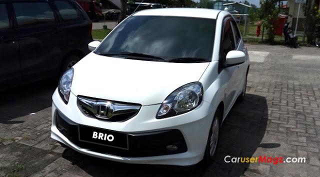 Honda Brio Indonesia 2012 - 2015