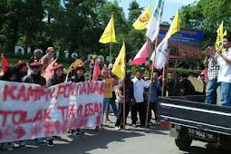 May Day di Pontianak, Buruh Tuntut Industri Nasional Dibangun