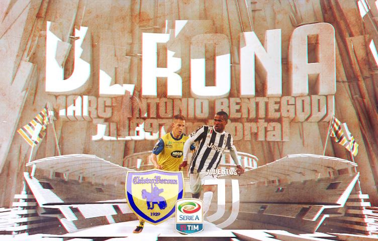 Serie A 2017/18 / 22. kolo / Chievo - Juventus, subota, 20:45h