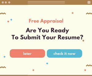 resume appraisal