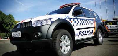 Trio é preso após roubar carro na Cidade Ocidental (GO)