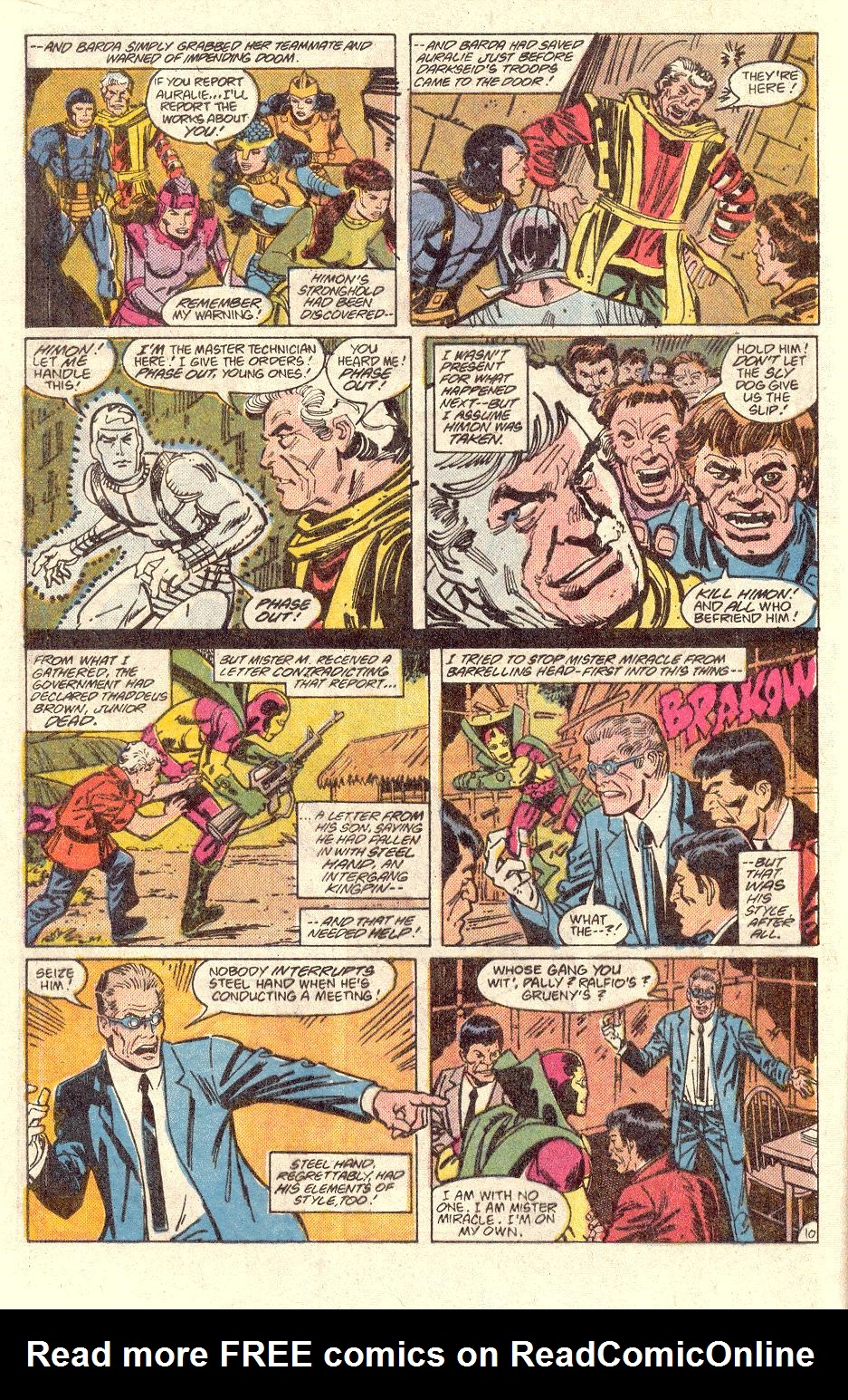Read online Secret Origins (1986) comic -  Issue #33 - 13