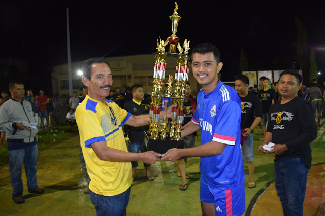 PRMI Soppeng Turnamen Bupati Cup II Futsal tahun 2018