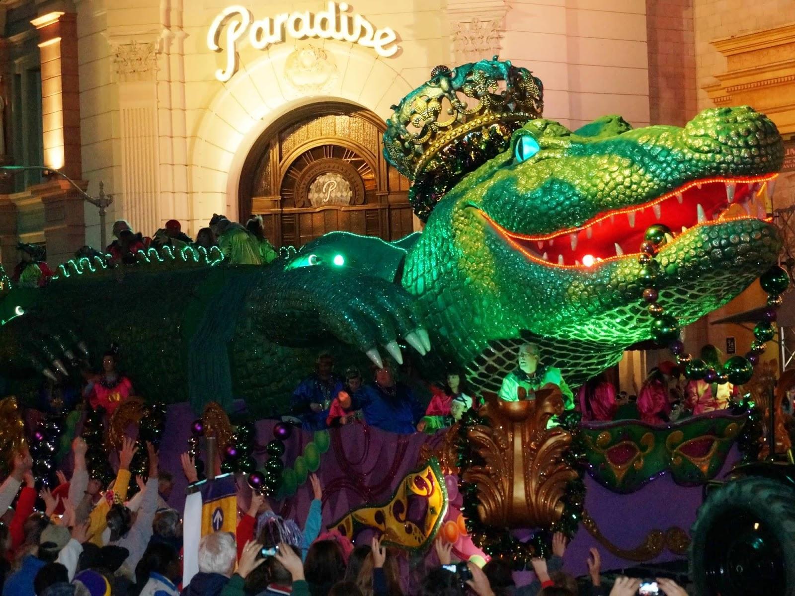 Theme Park Whispers Mardi Gras 2014 At Universal Quot Laissez