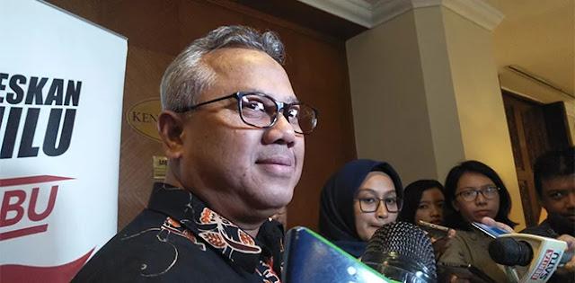 Ketua KPU Klaim DPT Invalid Sudah Diselesaikan
