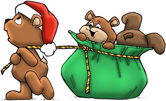 Dibujos De Navidad En Color: Dibujos Para Todo: Dibujos De Navidad A Color