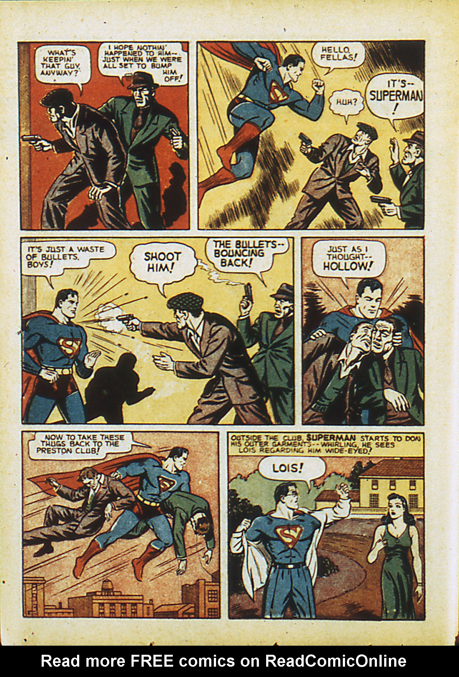 Action Comics (1938) 32 Page 10
