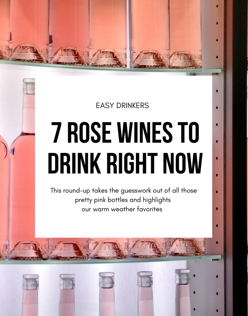 Rose Wines to Drink Now, Best Rose Wines
