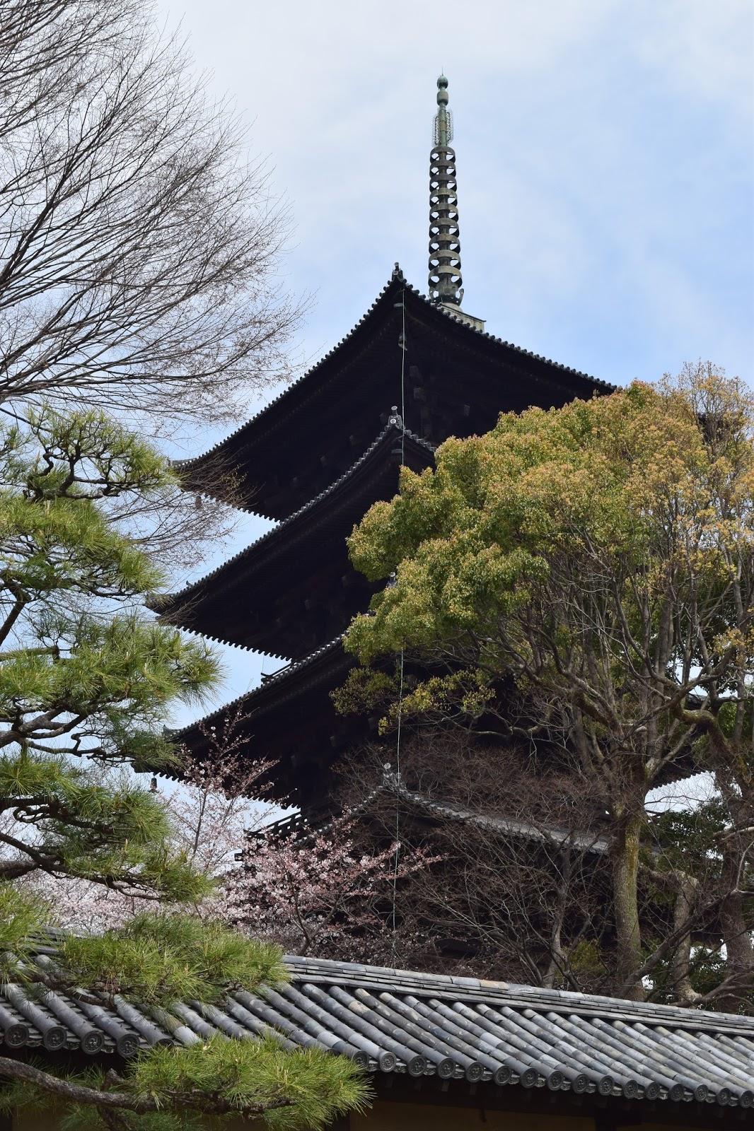 Toji pagoda