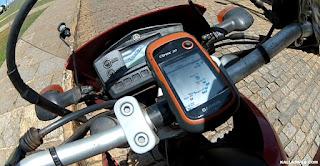 GPS com problemas em Santa Bárbara/MG.
