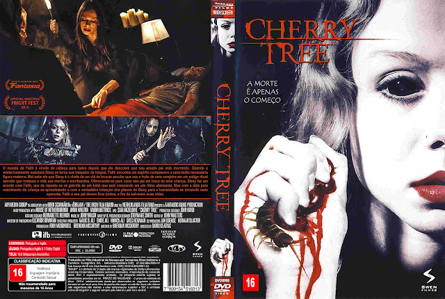 Capa DVD Cherry Tree