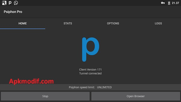 Download Psiphon Pro Unlimited Speed Apk Latest Version
