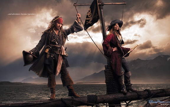 rekomendasi film Pirates of the Caribbean: Dead Men Tell No Tales
