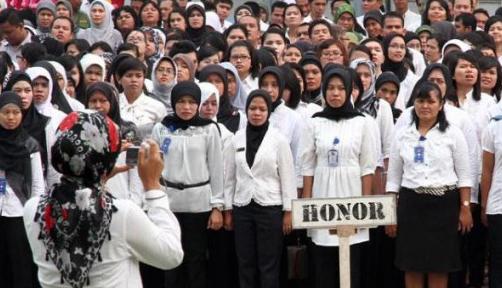 Honorer K2: Terima Kasih, Pak Jokowi!