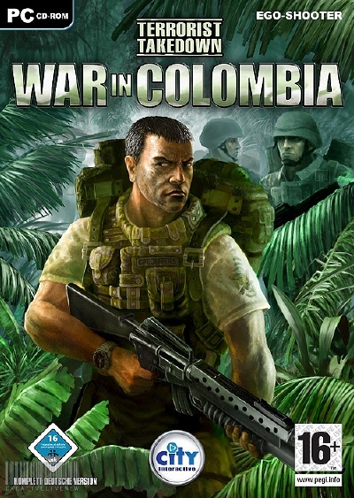Terrorist Takedown War in Colombia Game For PC Free Download Full ,Ripped And Cracked ,100% Working
