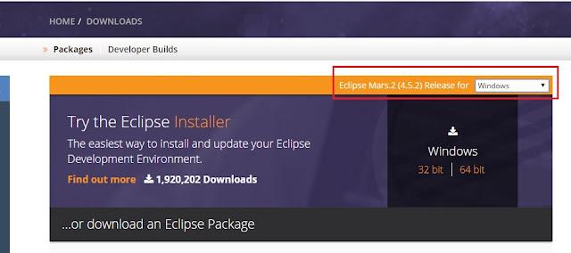 Bài 1 : Hướng dẫn cài đặt và cấu hình Eclipse để lập trình java.