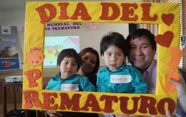 Hospital de Osorno conmemoró Día del Niño Prematuro