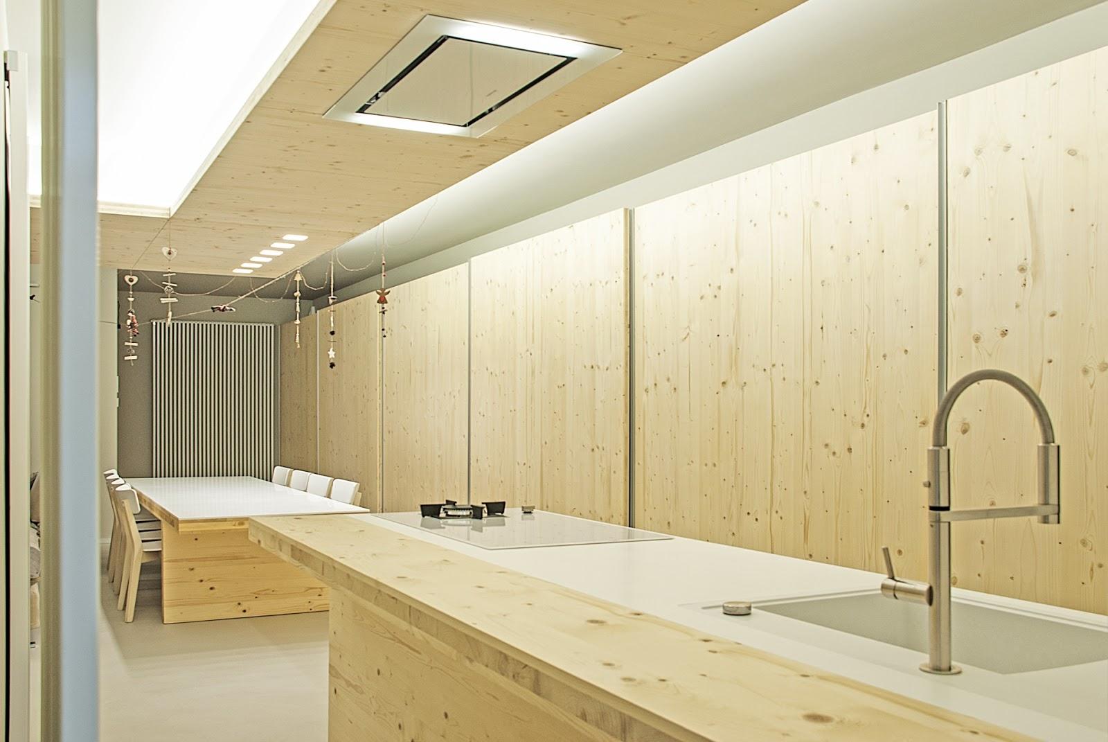 Es house studio di architettura a verona case passive in legno e ristrutturazioni minimal for Costruire un nuovo processo di prestito a casa