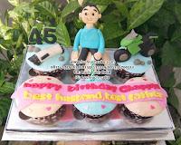 Cupcake Ulang Tahun Untuk Cowok motor CB