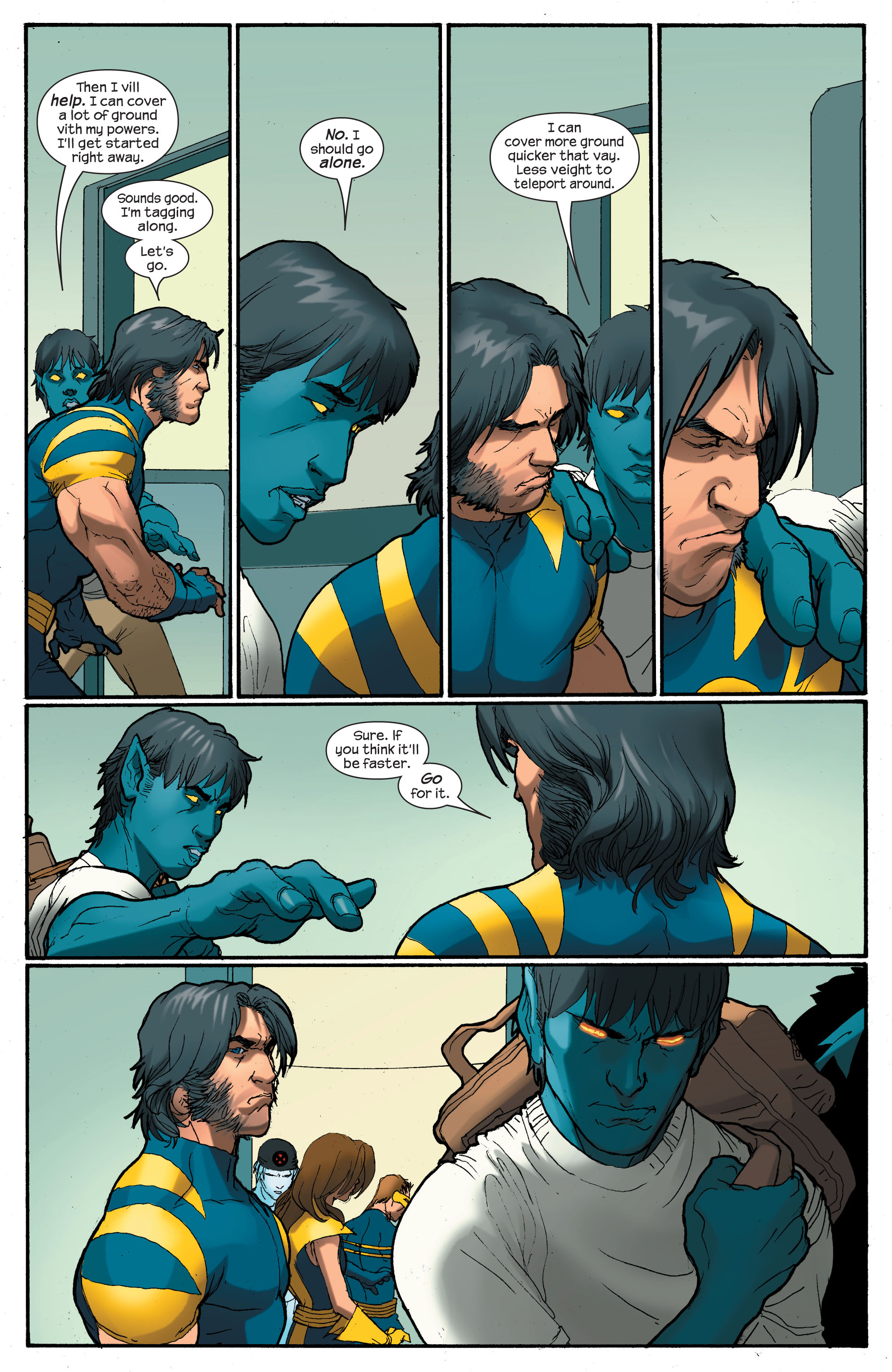 Read online Ultimate X-Men comic -  Issue # _Annual 2 - 19
