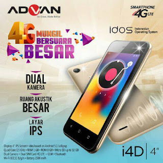 Flash Advan i4d Via PC Menggunakan ResearchDownload Tool - Mengatasi Bootloop