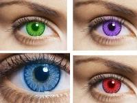 Dapat berubah menjadi hitam, Inilah manfaat memakai lensa kontak Transition!
