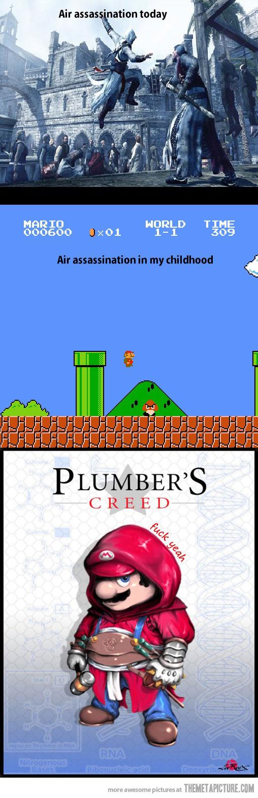 plumbers creed