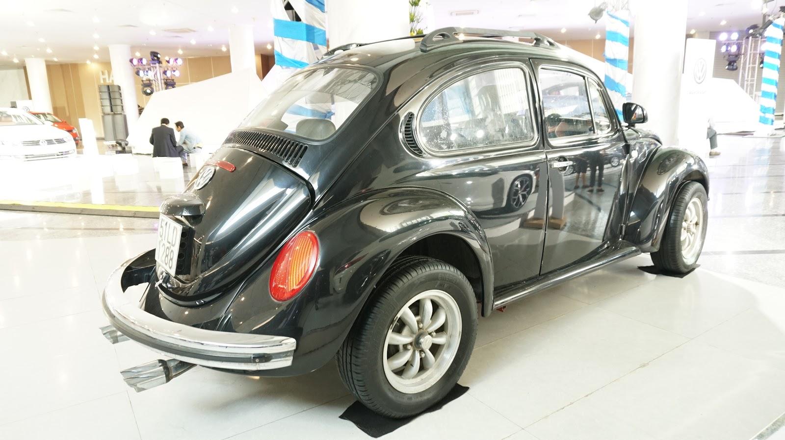 Chiếc Volkswagen Beetle huyền thoại, phương tiện đi lại cho đại gia Sài Gòn xưa