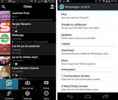 Whatsapp mod xda | WhatsApp Extensions  2019-04-06