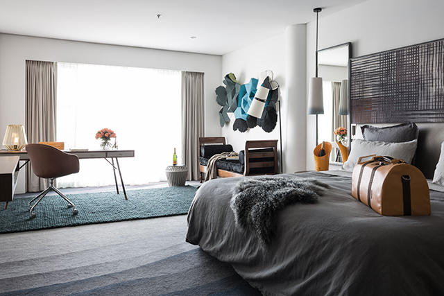 T d c h tel du marc inspired rooms auckland queenstown for Design hotel queenstown