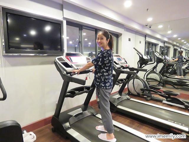 Best Western Petaling Jaya Hotel gym room