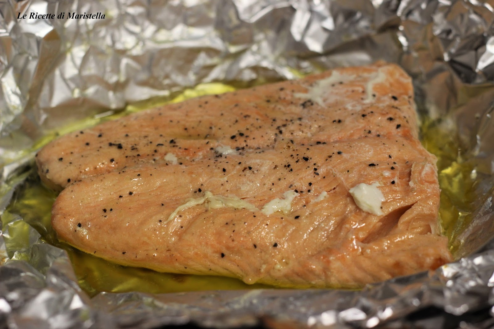 Le ricette di maristella secondi piatti di pesce for Secondi piatti di pesce
