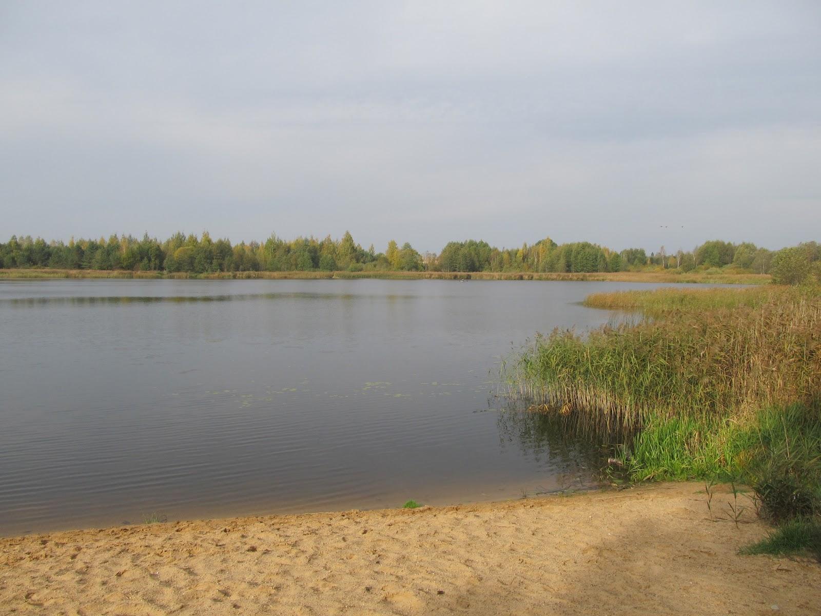 Люсинец правый берег