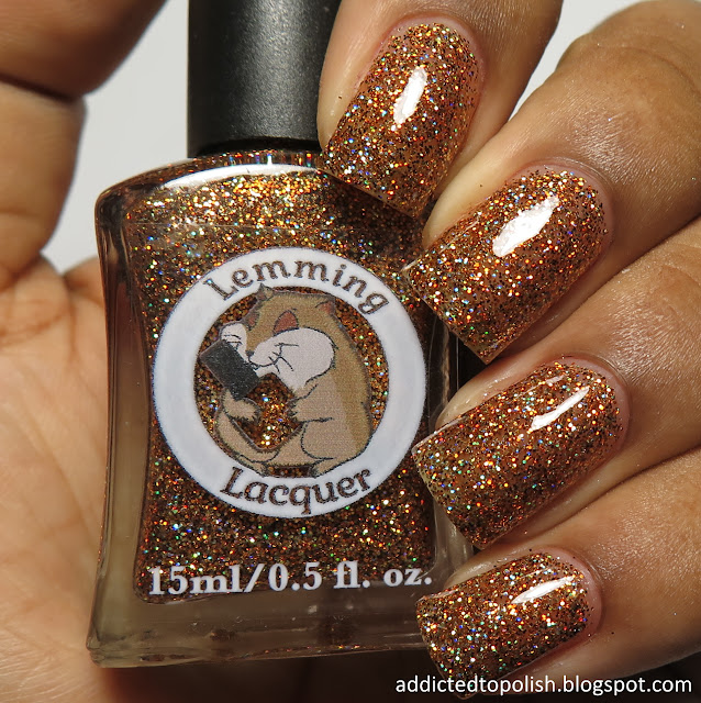 lemming lacquer copious cornucopia