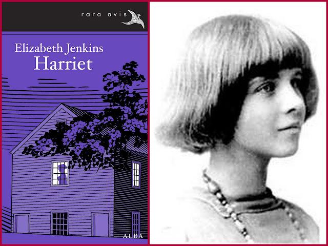"""Elizabeth Jenkins, """"Harriet"""", Círculo de Bloomsbury"""