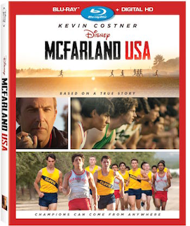 Kevin Costner, Disney, McFarland USA, movies, track and field, Tamale