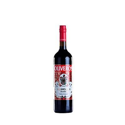 Oliveros , Vermouth , Crianza , atracoM , B0733T698R