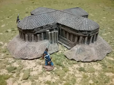 Cross Blockhouse