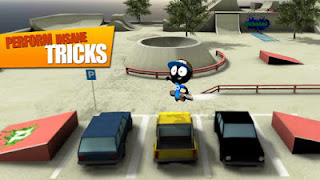 Stickman Skate Battle Mod Apk v1.0.4 (Mod All)