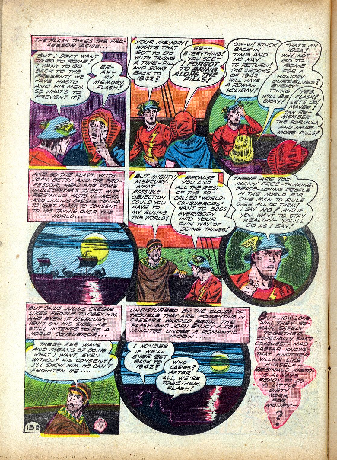 Read online All-Flash comic -  Issue #4 - 31