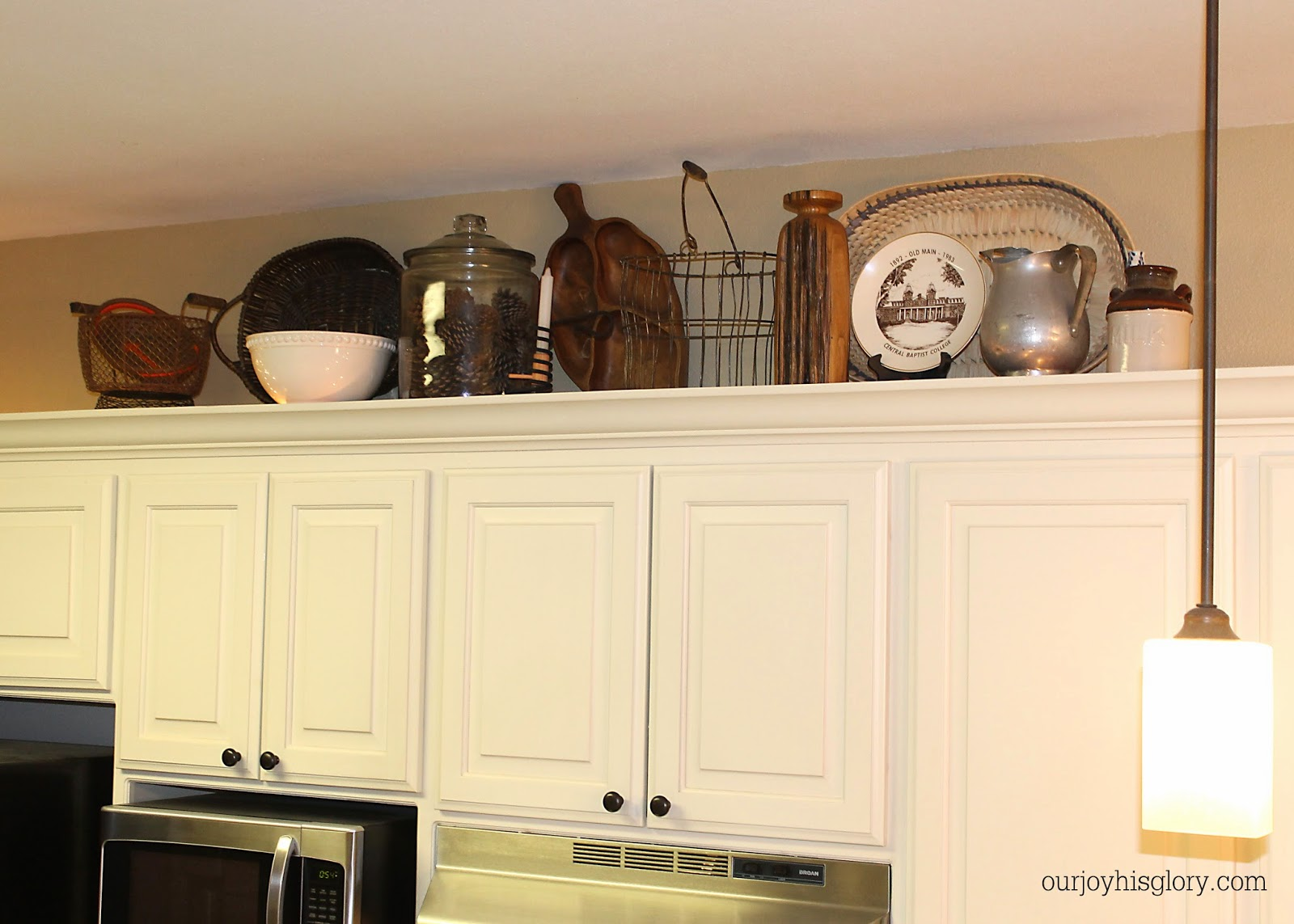Top Of Kitchen Cabinets Ass Decoration Pictures