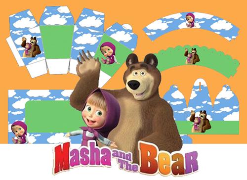 inviti masha e orso da