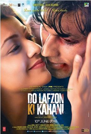 Do Lafzon Ki Kahani (2016) Hindi 720p HDTVRip 1.7GB