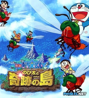 Doraemon Nobita And The Island Of Miracles